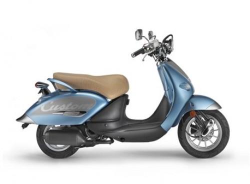 Aprilia Mojito custom 50